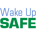 Wake Up Safe Logo